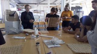 BAU KUNST ERFINDEN Workshop Artemis Diana Tsanteki