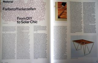 Form - From DIY to solar chic - 01