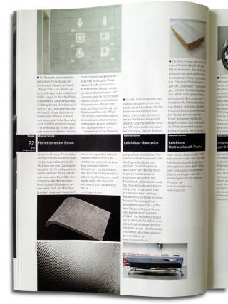 Designreport Artikel