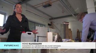 futuremag arte heike klussmann