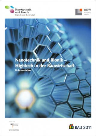 nanotechnik und bionik hightech in der bauwirtscha