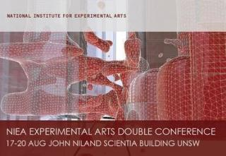 niea experimental arts conference unsw sidney 01