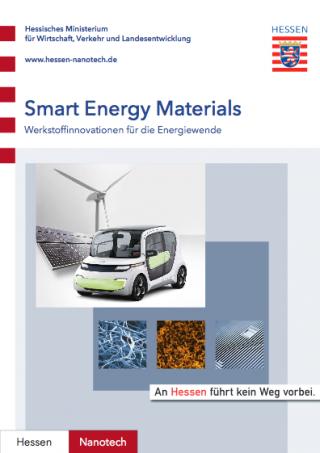 smart energy materias - DysCrete - Energie erzeuge